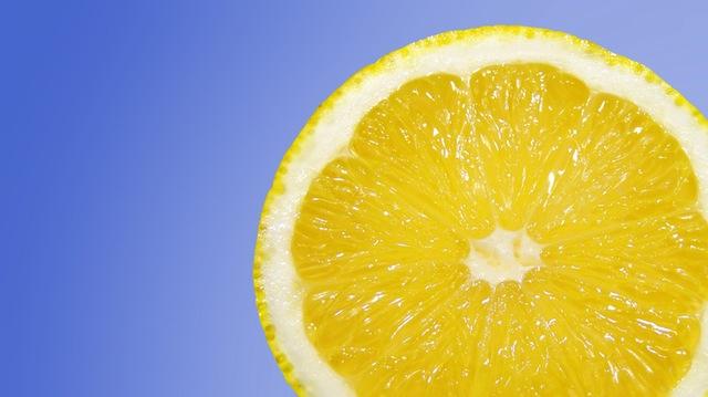 lemon ubat sakit lutut