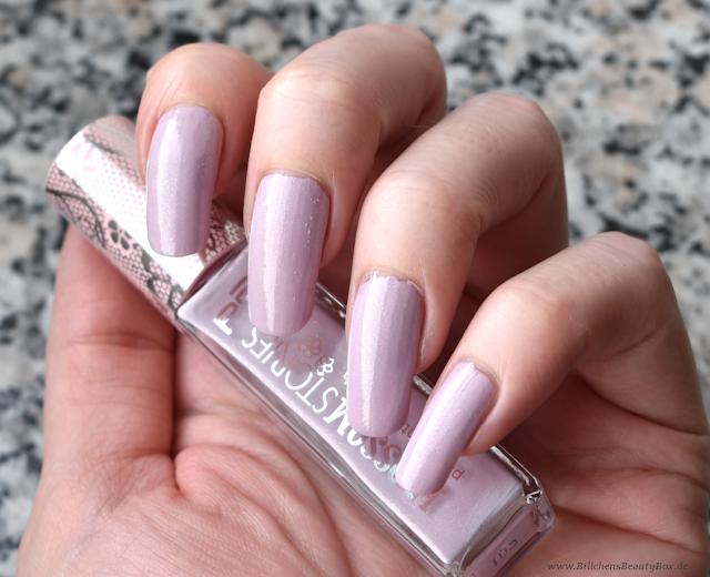 p2 Cosmetics - Blossom Stories - pastel tint nail polish - Nagellack - hazy lilac