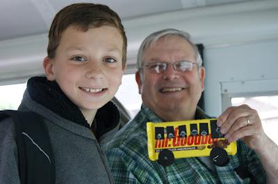 bus driver christmas gift ideas