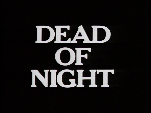 Dead of Night, 1972, British TV Horror Anthologies