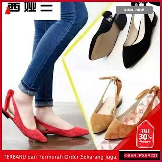 HYU512 Sepatu NJ 47 flatshoes kepang | BMGShop