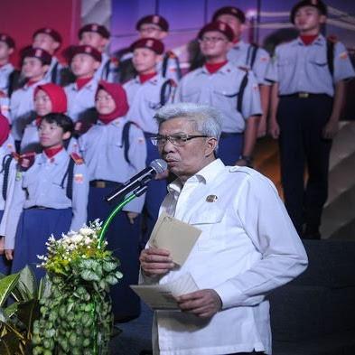 Wagub Mawardi Yahya Kepada Siswa SMAN Sumsel: Jangan Lupa Silaturahmi dan Tetap Rendah Hati