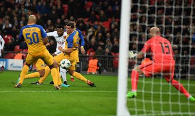 Βίντεο αγώνα: Tottenham 3-0 ΑΠΟΕΛ