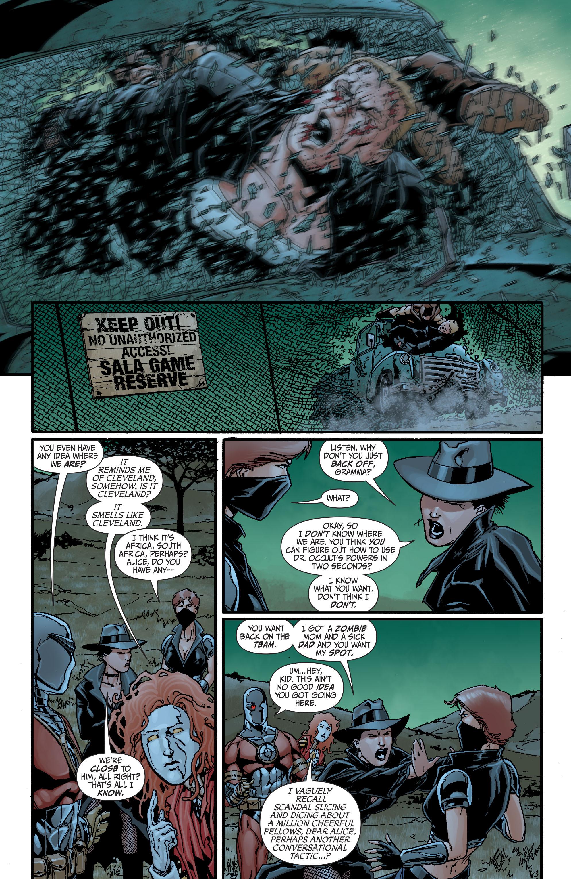 Read online Secret Six (2008) comic -  Issue #21 - 19