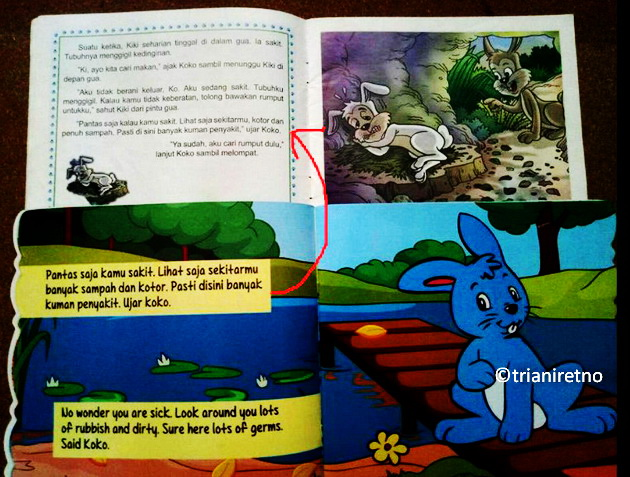 plagiat buku anak
