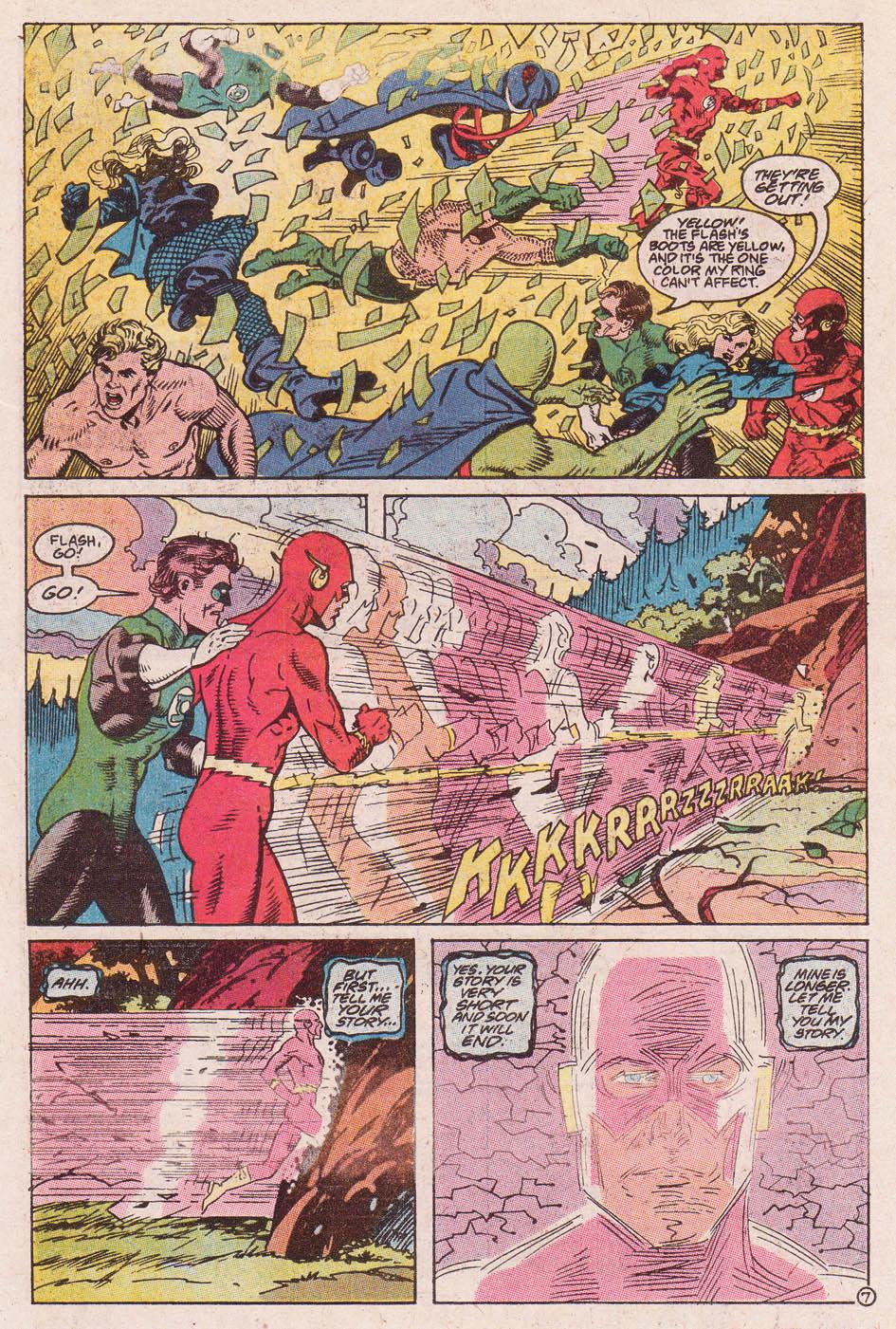 Read online Secret Origins (1986) comic -  Issue #46 - 8