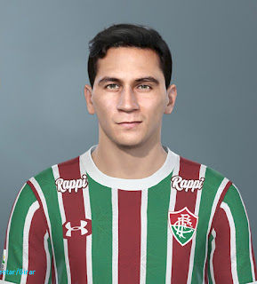 PES 2019 Faces Paulo Henrique Ganso by Kleyton