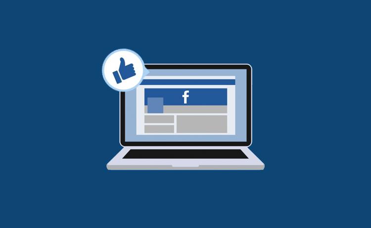 Cara Memasang Like Box Fanpage Facebook Melayang di Blog
