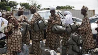 Labaran. Chikin kasa Nigeria ::  Jami'in Hukumar Alhazai Ya Mayar Da Rarar Kudin Da Aka Ba Shi