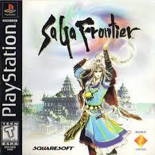 SaGa Frontier - PS1 - ISOs Download