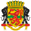 Logo Gambar Lambang Simbol Negara Republik Kongo PNG JPG ukuran 100 px