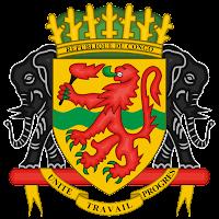 Logo Gambar Lambang Simbol Negara Republik Kongo PNG JPG ukuran 200 px