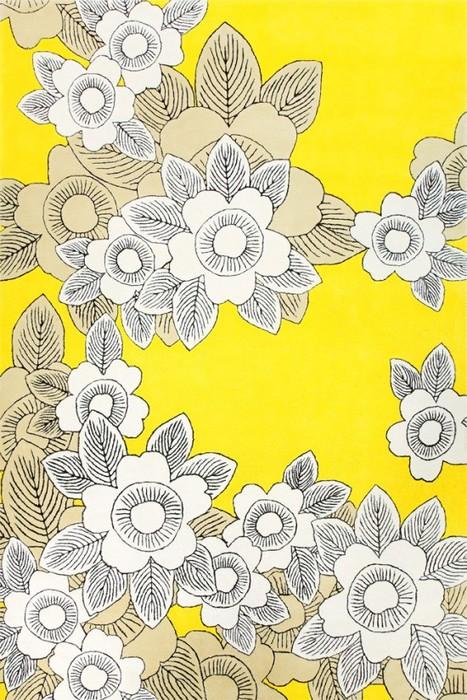 Pinkpagodastudio Floor Art Designer Rugs From Akira Isogawa