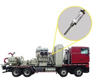 Frac Truck Temperature Transmitters