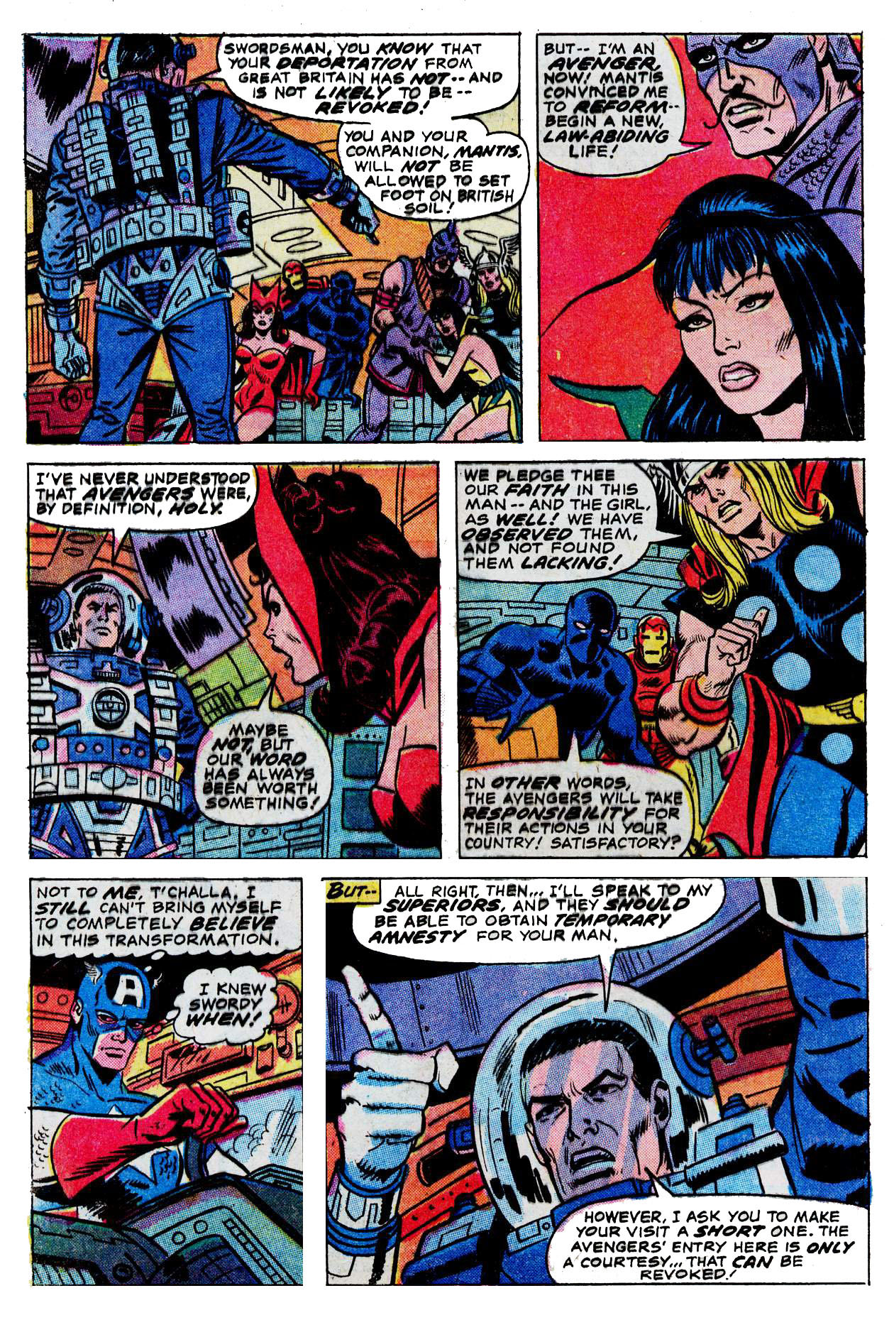 The Avengers (1963) 115 Page 2