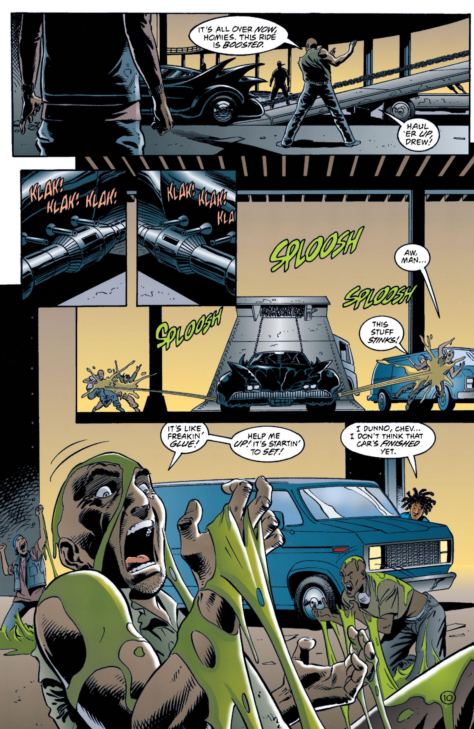 Detective Comics (1937) 718 Page 10
