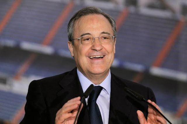 جماهير ريال مدريد تطالب برحيل الرئيس بيريز