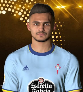 PES 2017 Faces Sofiane Boufal by Facemaker Ahmed El Shenawy