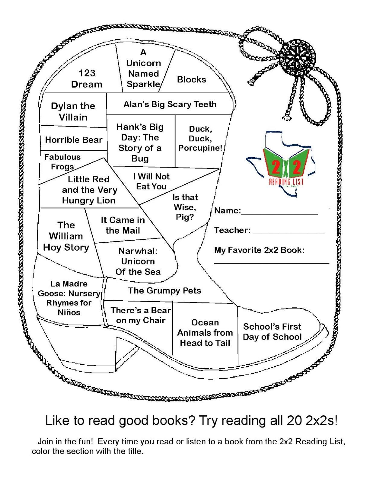 Mrs. Mattei's Book Bits Blog