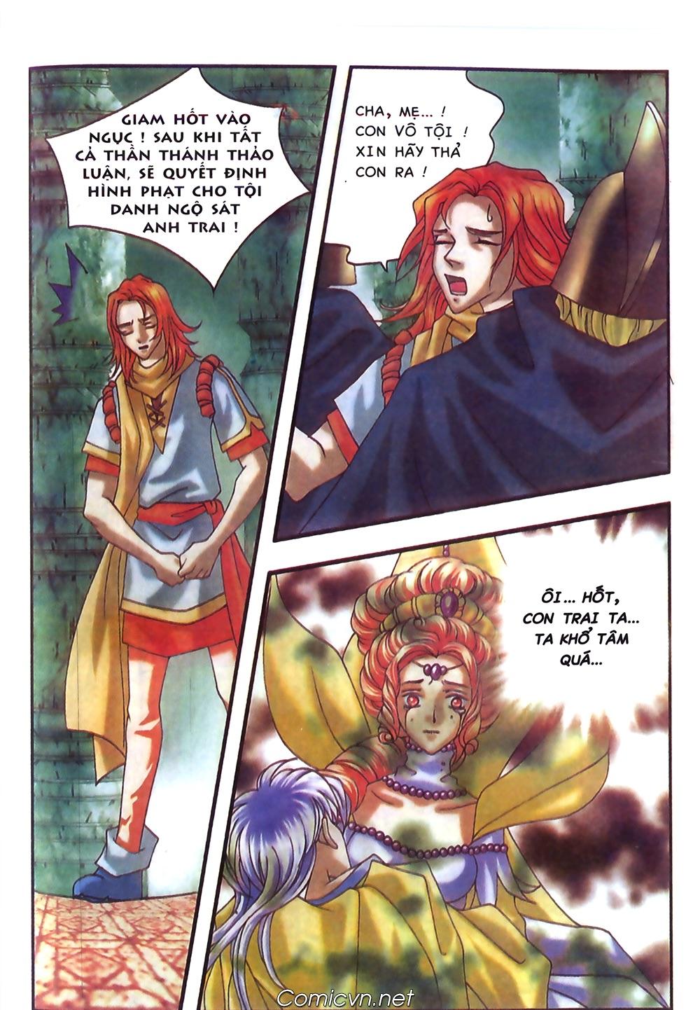 Thần thoại Bắc Âu - Chapter 44: Cái chết của Thần Quang Minh - Pic 34