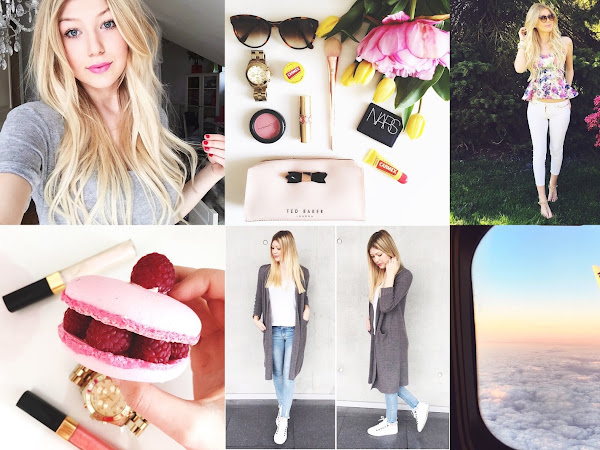 6 of my favorite instagram accounts