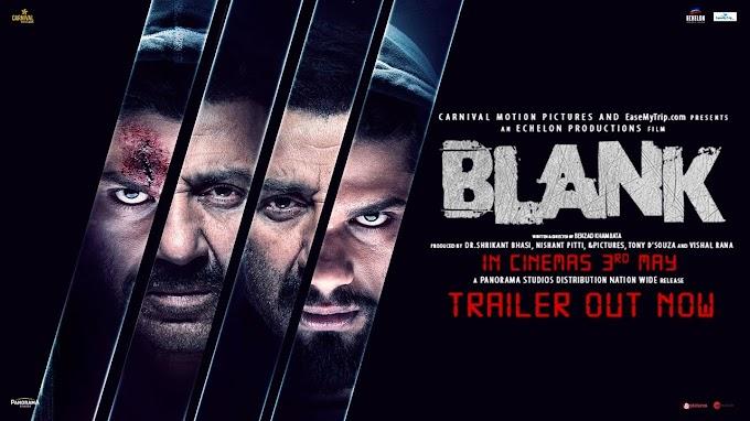 Blank 2019 Hindi HD