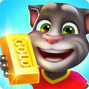 Talking Tom Gold Run MOD APK 1.1.1.116