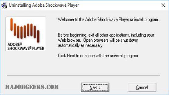 Shockwave Player 12.2.5.195 Screenshot 2