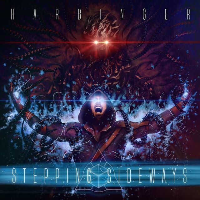 Stepping Sideways - Harbinger (2019)