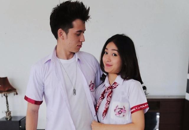 Stefan William dan Natasha Wilona Fokus Kurangi bertemu Karena Mau Ujian Nasional