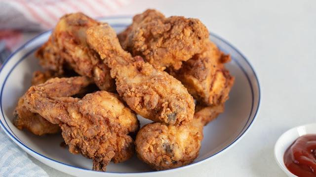 Ayam Potong Goreng