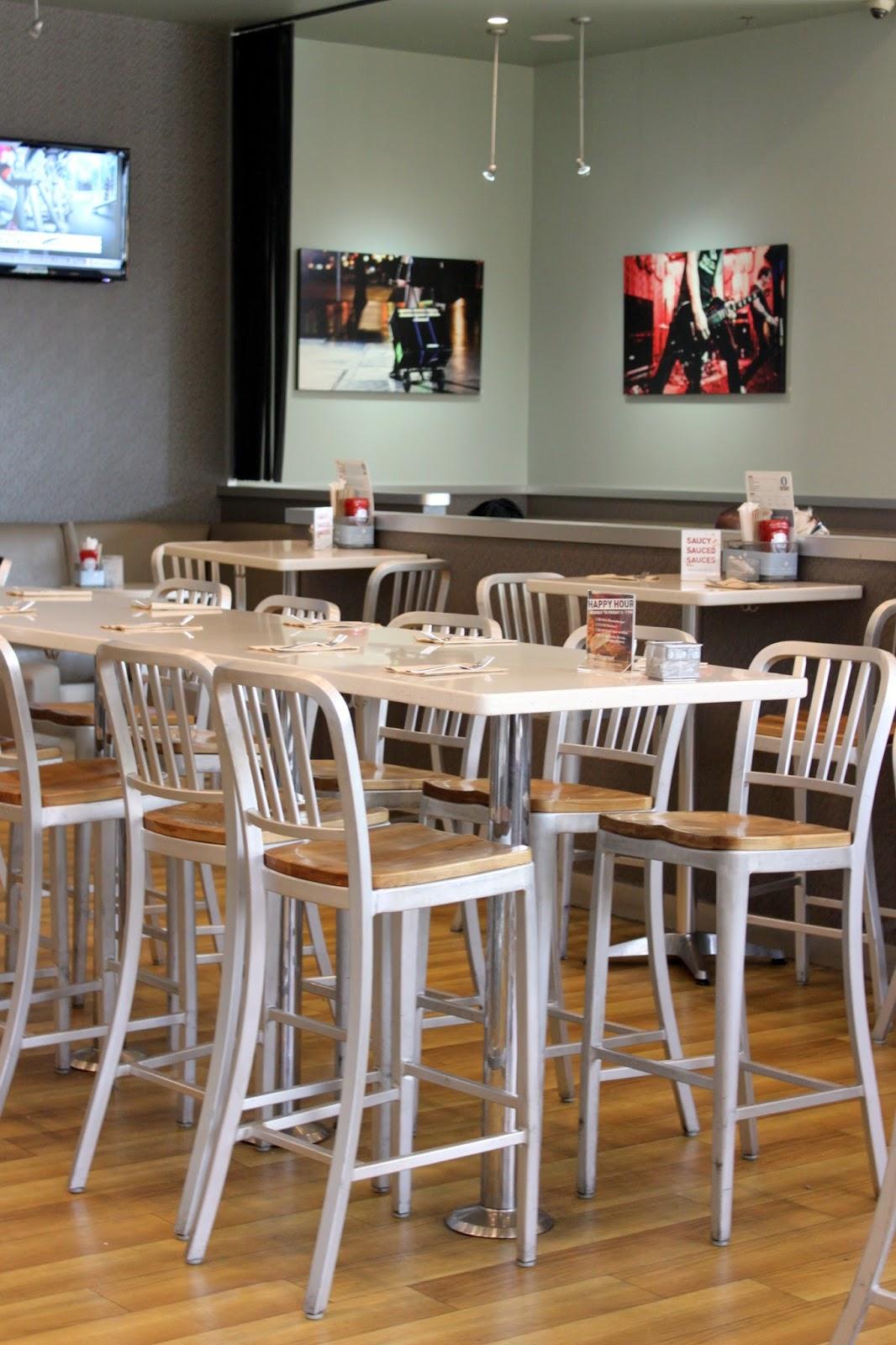 Restaurant Interior - Point of Interest