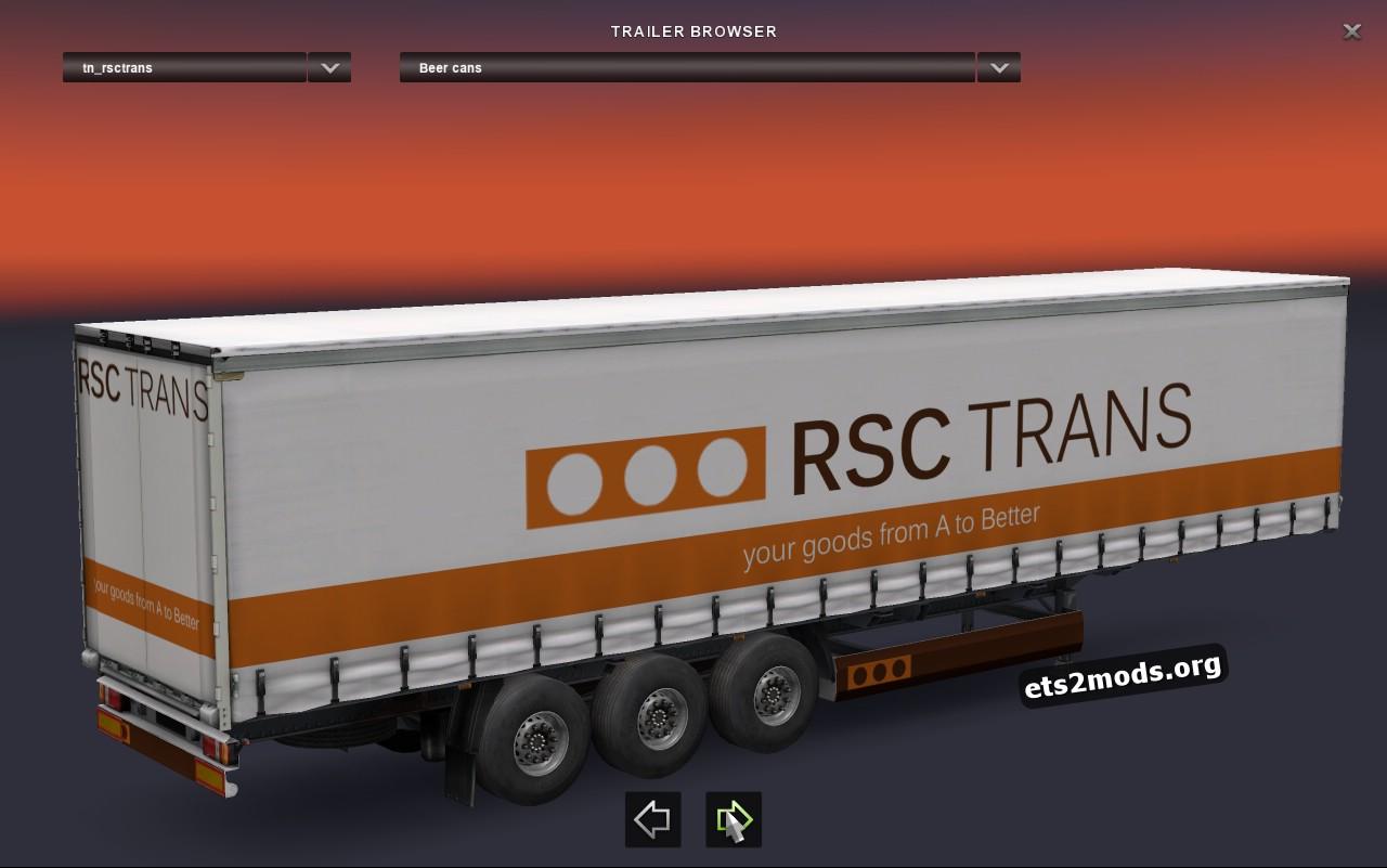 RSC Trans Combo Pack