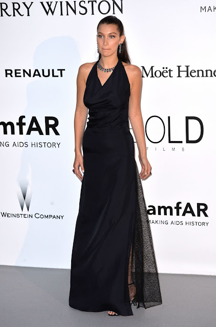 Fashion Model, @ Bella Hadid at Amfar's 23rd Cinema Against Aids Gala in Antibes