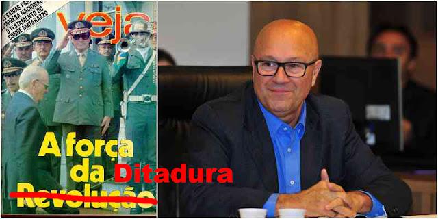 """Artigo Romanelli: """"Na ditadura, a ordem para matar vinha de cima"""""""
