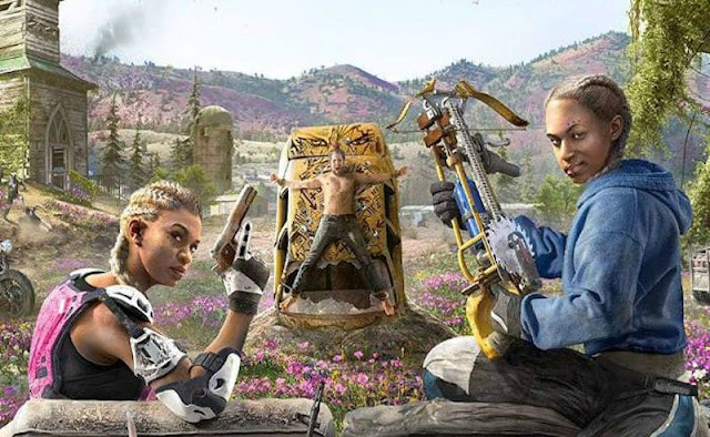 Far Cry: New Dawn: PS4 Review