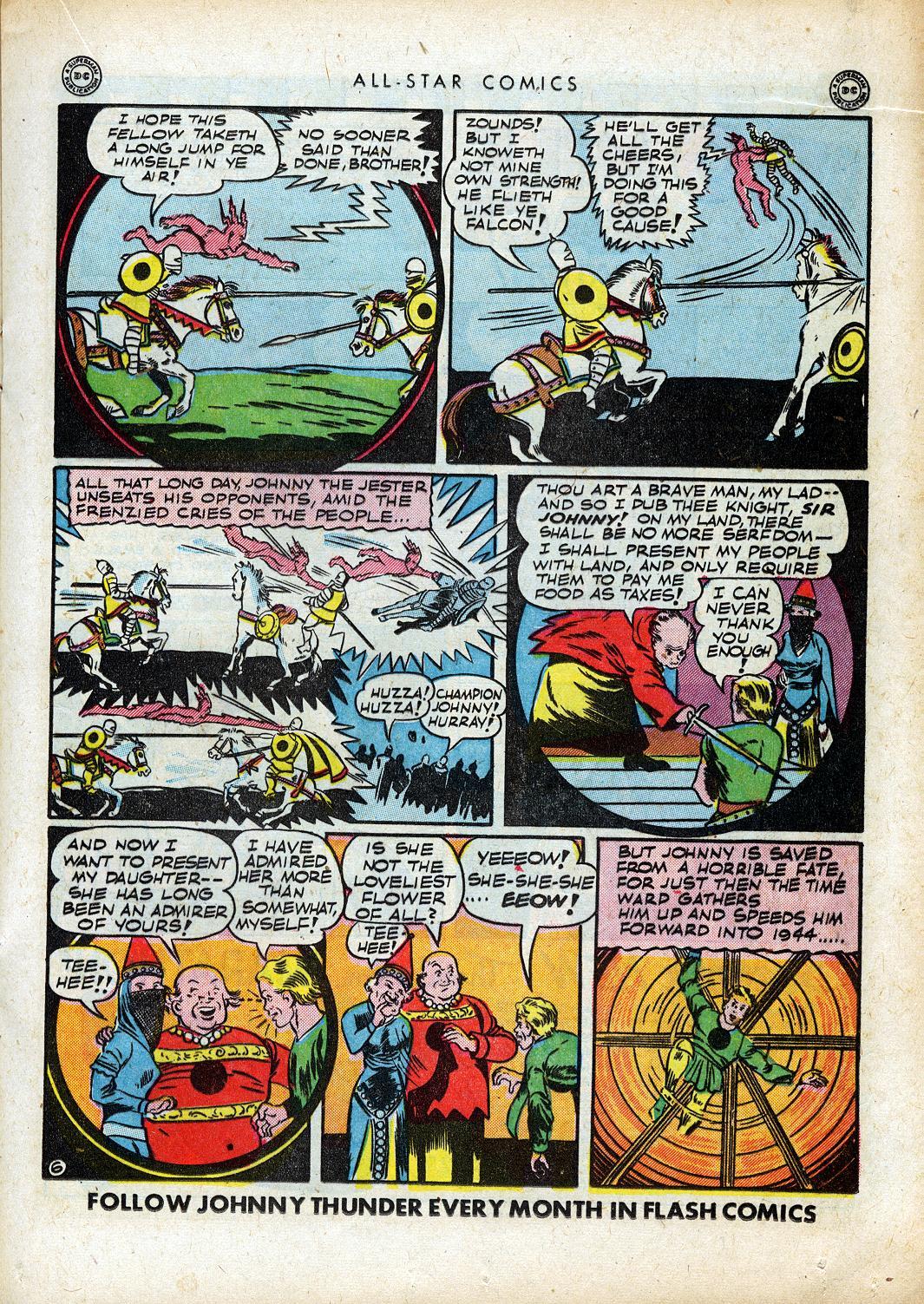 Read online All-Star Comics comic -  Issue #22 - 26