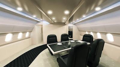Executive Jet Interiors