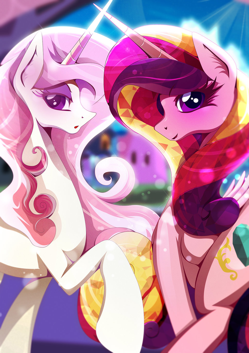 Equestria Daily - MLP Stuff!: 11 of the Best Sunset
