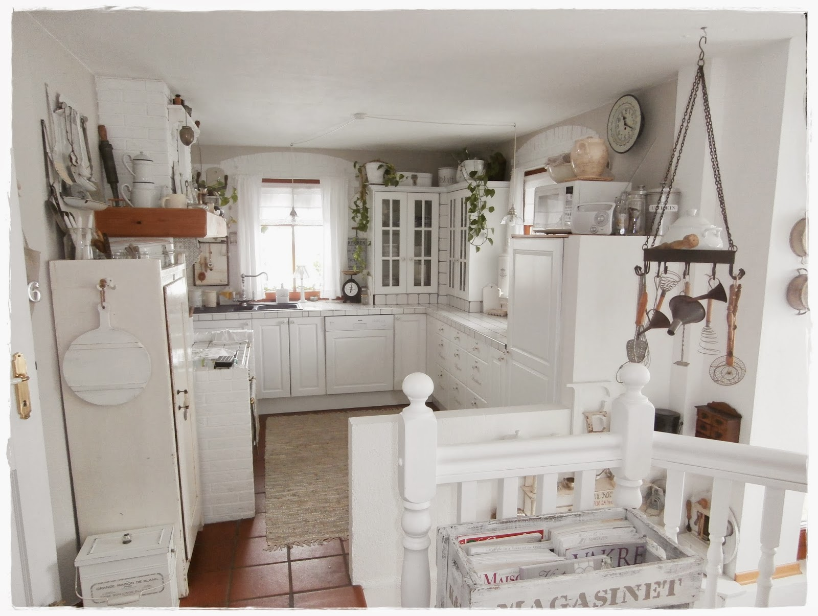 Beautiful Shabby Chic Küche Pictures - Kosherelsalvador.com ...