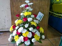 bunga segar bandung