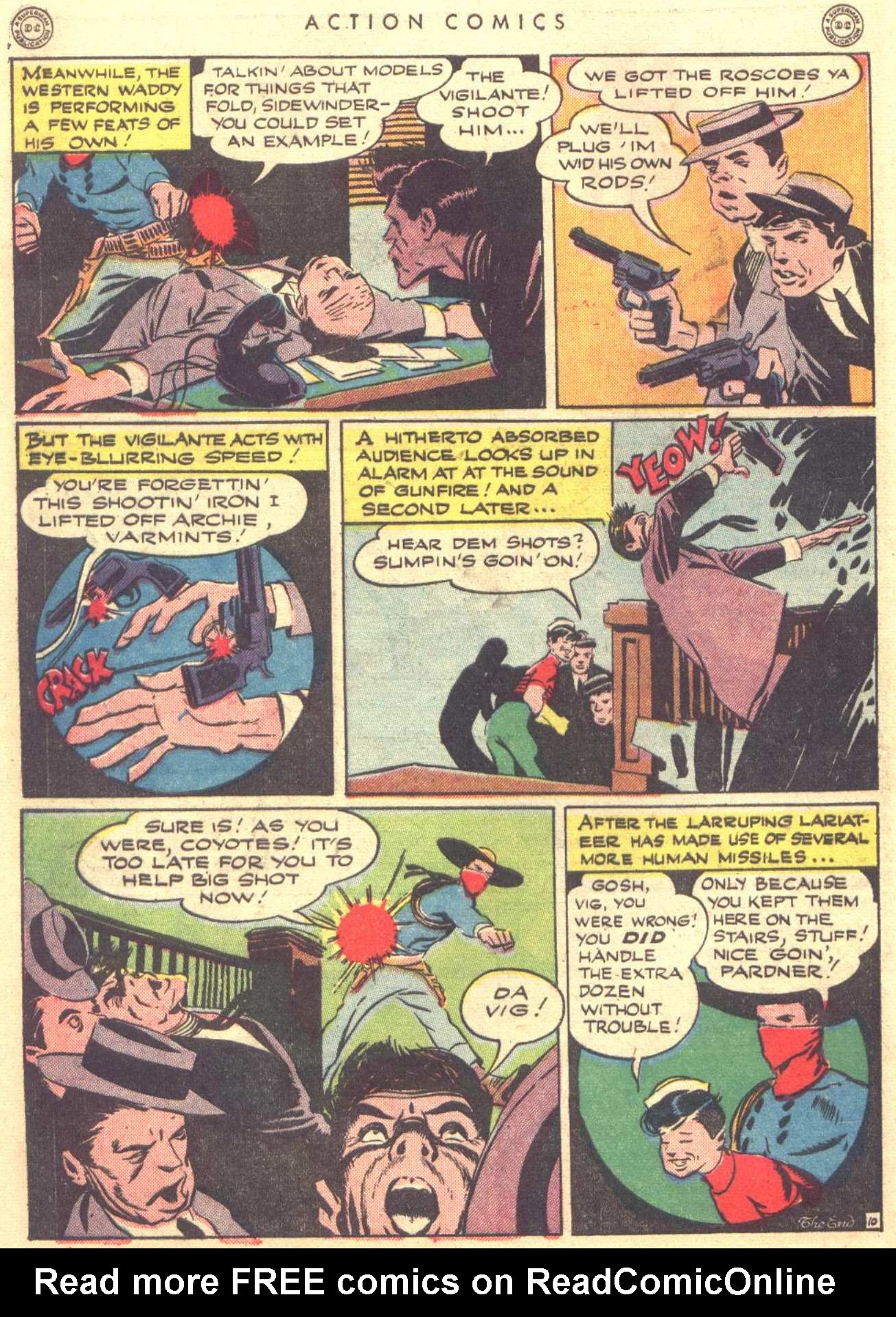Read online Action Comics (1938) comic -  Issue #81 - 40