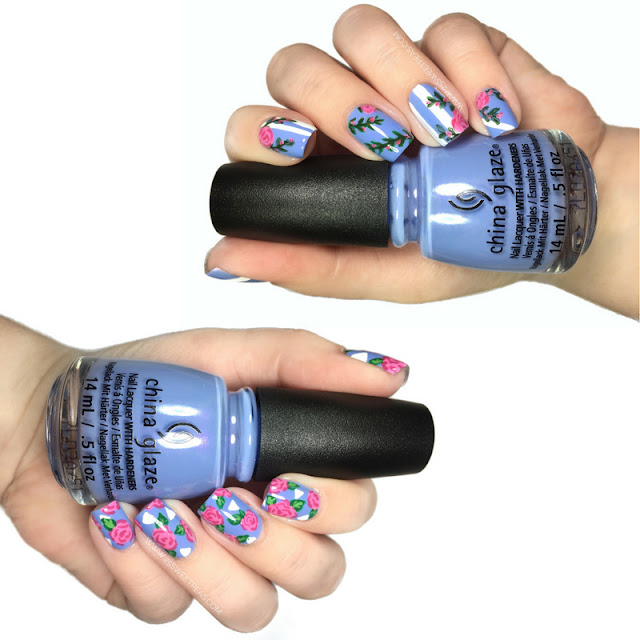 China Glaze Glamletics