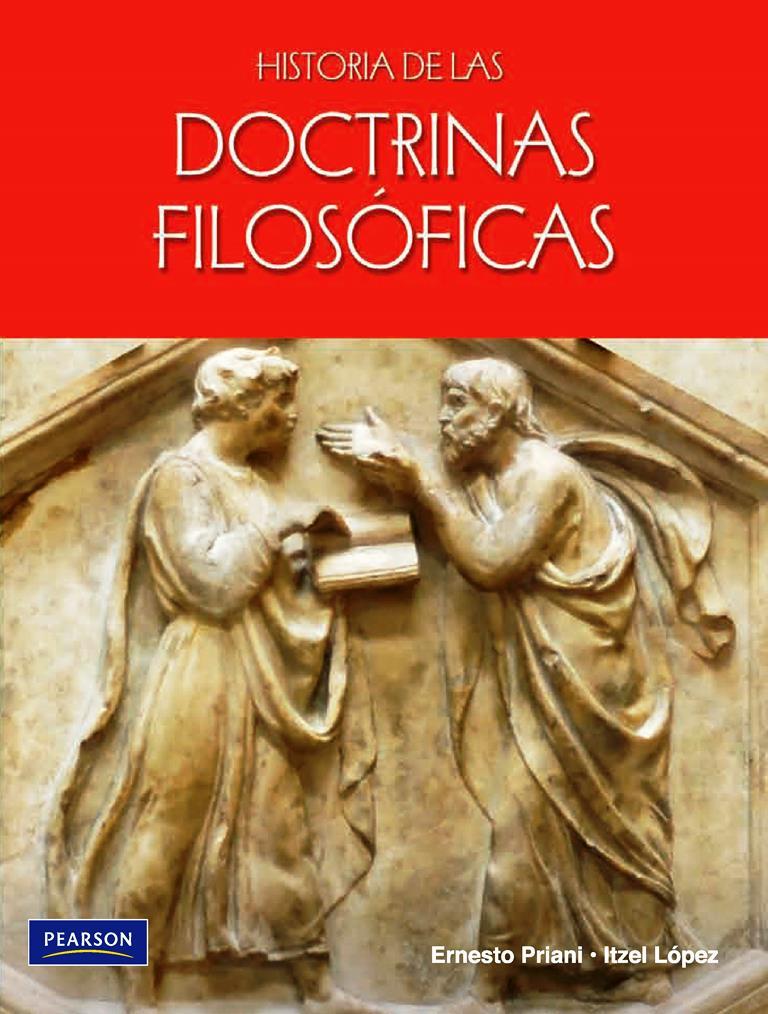 Historia de las doctrinas filosóficas – Ernesto Priani y Itzel López