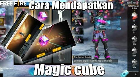 Beginilah Cara Mendapatkan Magic Cube Garena Free Fire Terbaru 2019