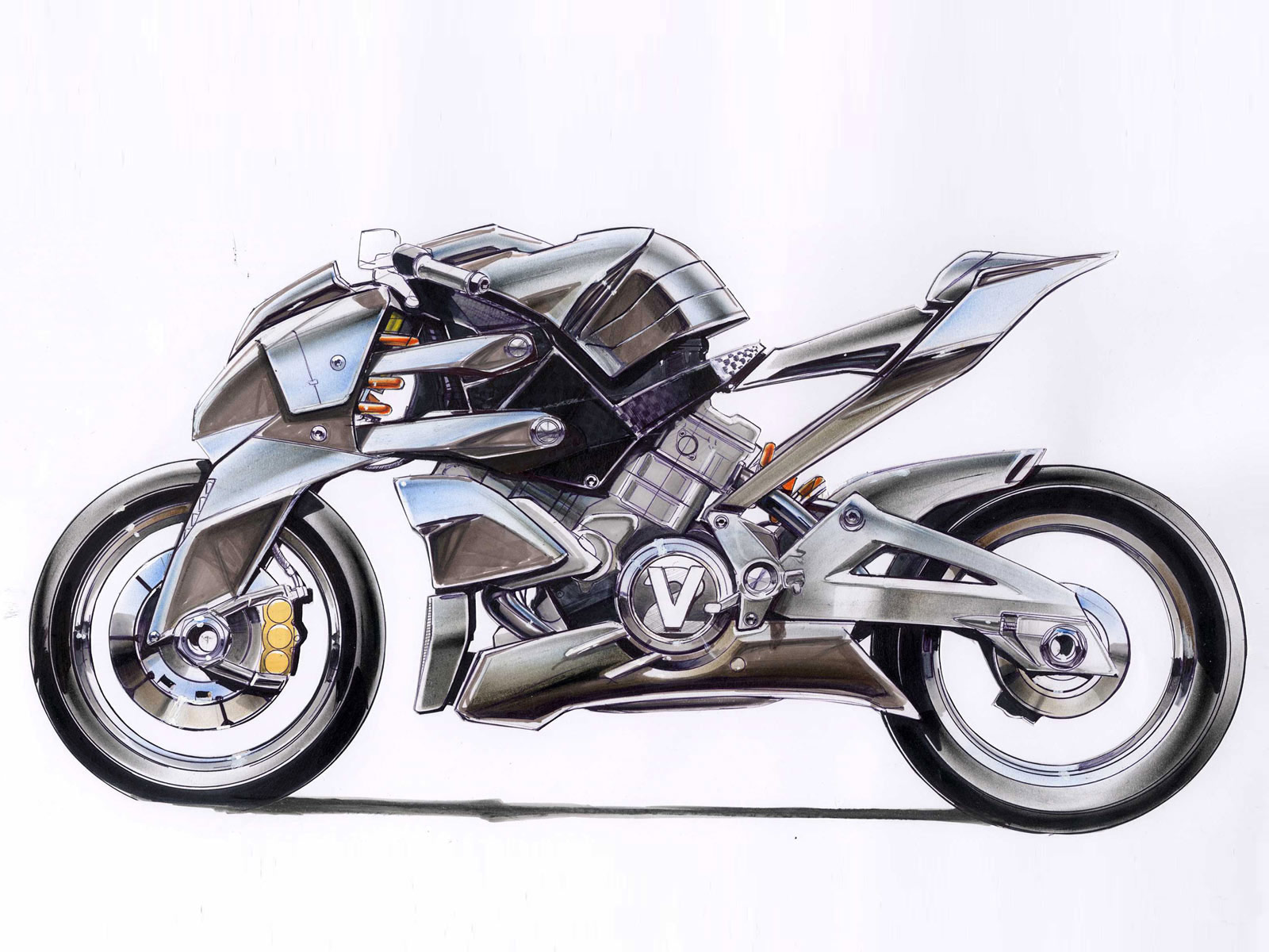Top-10 the Most Hottest Custom-Built Motorcycles