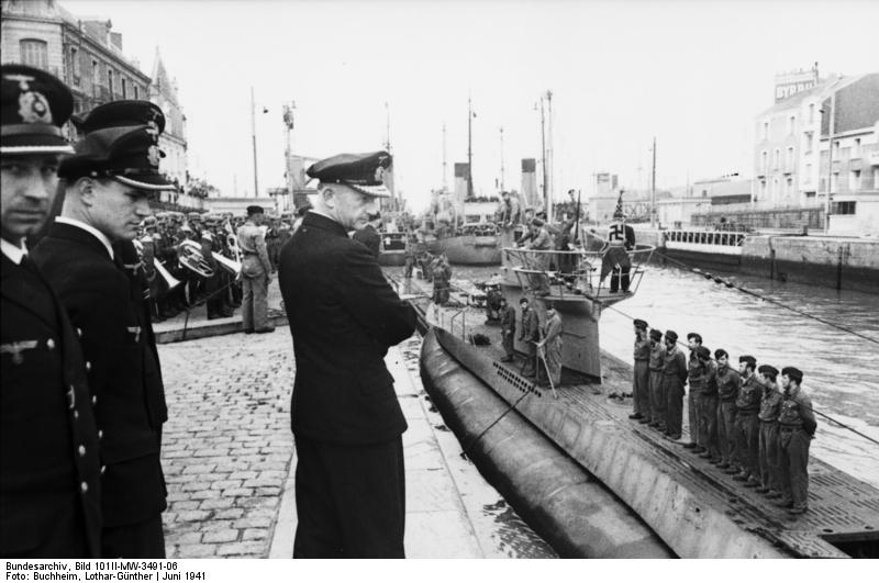 Doenitz U-boats worldwartwodaily.filminspector.com