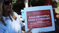 Fontes da cidade de Teresópolis 04/02/2016 Análise das águas