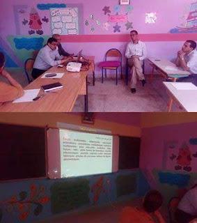 الفقيه بنصالح:التدابير ذات الأولوية تجمع تربويين بمجموعة مدارس تارماست
