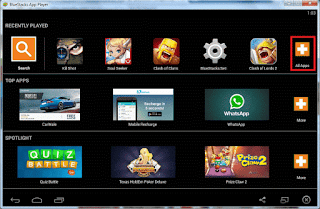 BlueStacks Terbaru 2.3.37.6239 Offline Installer